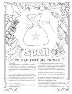 Printable Pages For Your Book Of Shadows