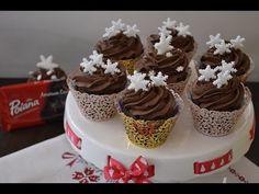 Cupcakes cu ciocolata si crema ganache - Retete Culinare - Bucataresele Vesele