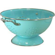 Everything Turquoise: Kitchen Utensils