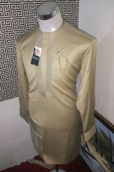 African Shirts For Men, African Dresses For Kids, African Attire For Men, African Clothing For Men, African Wear, Nigerian Men Fashion, African Men Fashion, Mens Shalwar Kameez, Costume Africain