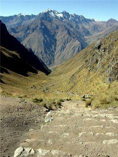 Run the Inca Trail!
