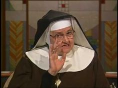 EWTN Global Catholic Television Network: Mother Angelica Live Classics - Mother Angelica - Family Night originally aired October 17, 1995 - Light and Darkness