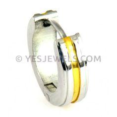 Çelik erkek küpe -YES421 güvenli takı alışveriş sitesi www.YesJewels.com `da sizi bekliyor.