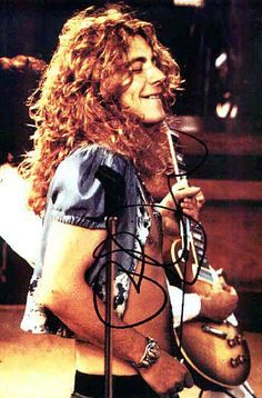 Led Zeppelin (Robert Plant)