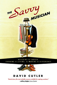The Savvy Musician by David Cutler. If you're looking for solid ideas and advice for a career in music, this book is an excellent resource.