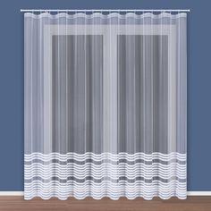 Firanka żakardowa w metrażu 000281 - wysokość 250cm | Sklep internetowy Firantex Curtains, Shower, Prints, Home Decor, Rain Shower Heads, Blinds, Decoration Home, Room Decor, Showers