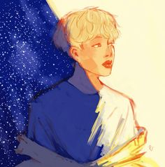 by @antifreezin on twitter #jimin #serendipity
