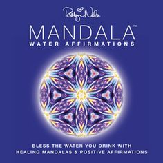 Mandala Water Affirmations