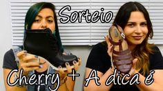 Sorteio: Cherry by boaonda + A dica é