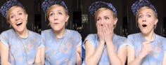 oneweirdmess: Just use Hannah Hart's face as an emoticon...