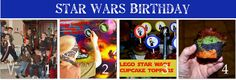 Shane wants a Star Wars Party....YAAAY! Meesa thinks its awesome-a!!