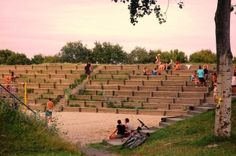 Summer in the city – Ein Tag an der Donauinsel Scouting, Baseball Field, Vienna, City, Summer, Island, Boy Scouts, Summer Time, Baseball Park