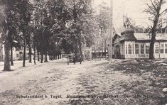 "Schulzendorf b. Tegel, Restaurant ""Sommerlust"" Um 1914"