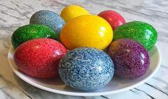 Оригинальные Пасхальные Яйца в Рисе! Easter Pie, Easter Eggs, Handmade, Food, Youtube, Bread, Beautiful, Crafts, Party