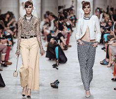 Chanel 2014 Cruise Runway Collection - 2014 Resort Pre Spring Défilé Croisière Femme Womens & Mens Homme at Loewen Cluster on Dempsey Hill S...