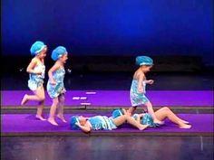 Splish Splash - YouTube Dance Competition Video, Dance Workshop, Baby Gym, Splish Splash, Kids Shows, Recital, New Adventures, Belly Dance, Album
