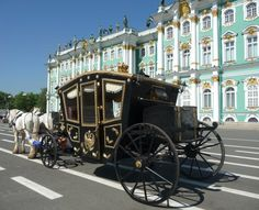Musée de l'ERMITAGE - St Petersbourg 2010