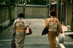 Modern Geishas | Flickr - Photo Sharing! Kyoto, Peony, Canada Goose Jackets, Winter Jackets, Modern, Geishas, Winter Coats, Trendy Tree, Winter Vest Outfits