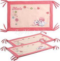 Коврик Triol Disney Marie шуршащий для игр, розовый, 540*350 мм