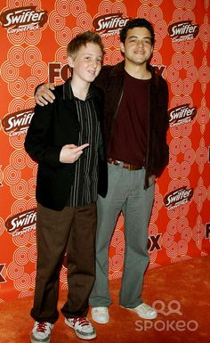 Rami Malek attended the Fox Fall Casino Party on October 25th 2005