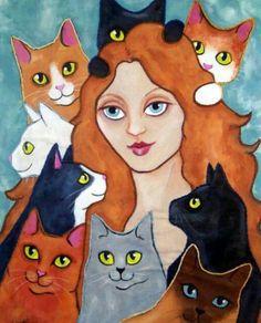 Artist Lisa Nelson