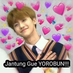 Memes Funny Faces, Funny Kpop Memes, Exo Memes, Cute Memes, K Meme, Current Mood Meme, Meme Comics, Na Jaemin, Self Love Quotes