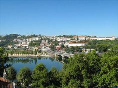Coimbra - Rio Mondego Ponte Santa Clara