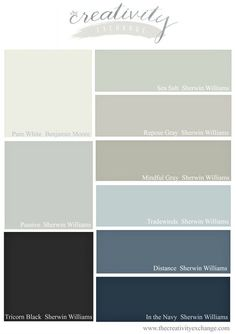 Repose Gray from Sherwin Williams: Color Spotlight