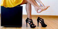 Wearing high heels may affect women's bone health - bilder dekoration Shoe Vamp, Lourdes, Plantar Fasciitis, Bone Health, Lifestyle News, Ciabatta, Working Woman, For Your Health, Your Shoes