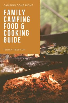 An awesome family camping food and cooking guide. This guide will make is super easy to prepare camping meals for your family. Camping Oven, Camping Guide, Camping Meals, Tent Camping, Outdoor Camping, Camping Cooking, Camping Lanterns, Oven Cooking, Camping Survival