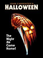 Halloween: 10 facts about John Carpenter's 1978 classic slasher movie Halloween: Jamie Lee Curtis in her first movie. Written, directed and music by John Carpenter Halloween Ii, Halloween Poster, Halloween Movies, Scary Movies, Happy Halloween, Halloween Horror, Halloween Jamie, Holiday Movies, Horror Films