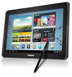 Harga Samsung Galaxy Tab 2 10.1 P5100. Sungguh juga monitor Samsung Galaxy Tab 2 10. 1 P5100 lebih lebar dari pada Galaxy Tab 2 7. 0, tetapi nyatanya lebih tidak tebal lantaran cuma mempunyai ketebalan 9, 7 mm dengan bobot 588 g. Memiliki ukuran display 10. 1 inch serta resolusi optimal yang dapat dihasilkan yaitu 800 x 1280 pixel. Tehnologi monitor yaitu PLS TFT kapasitif 16M colours dengan kepadatan monitor 149 ppi.