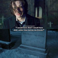 4,797 вподобань, 40 коментарів – Harry Potter «Here's a real quote which Sirius says in Prisoner of Azkaban with a fake scene. This is young…»