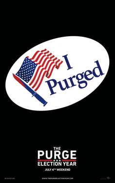 Click to View Extra Large Poster Image for The Purge: Election Year