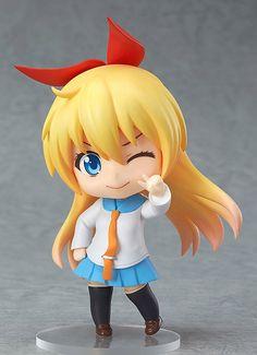 Nisekoi figurine Nendoroid Chitoge Kirisaki Good Smile Company