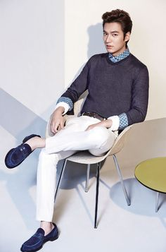 Lee Min Ho - L'Officiel Hommes Magazine May Issue '14