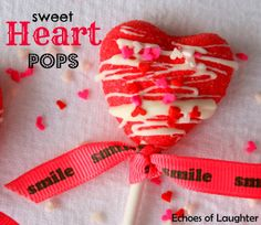 Echoes of Laughter: Sweetheart Pops..