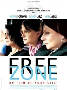 Zona libre (2005) Israel. Dir.: Amos Gitai. Drama. Feminismo. Conflito Árabe-Israelí – DVD CINE 1809