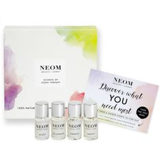 FREE Science Of Scent Therapy Kits - Gratisfaction UK
