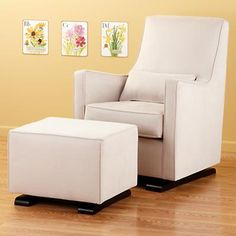 This is the glider rocker I'd like to buy to replace the hideous dated glider I've had since 1992!