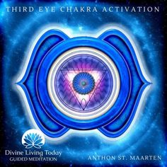 Third Eye Chakra Activation.   Develop your intuition and expand your inner vision, psychic awareness, extra-sensory perception and dream recall. Deepen your metaphysical insight and spiritual wisdom. Improve your mental clarity, focus and concentration. Stimulate your imagination and creativity. Gain a clear vision for your future and manifest your wishes, desires and goals through creative visualization.  #thirdeye #thirdeyechakra #thirdeyeawakening #ajna #psychicvisions #psychicabilities