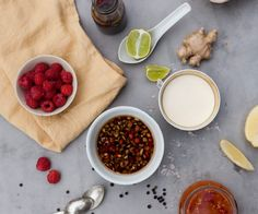 My favourite salad dressings   how to use them By Nadia Lim