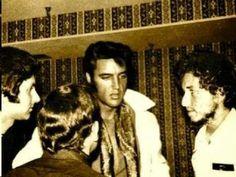 Only Dylan — Bob Dylan and Elvis Presley