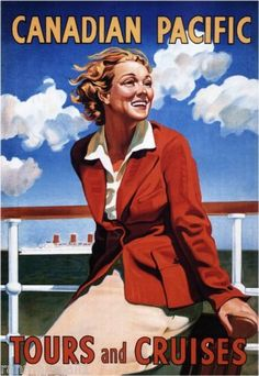 Canadian-Pacific-Tours-Cruises-Canada-Canadian-Travel-Advertisement-Poster