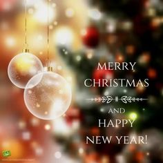 Merry Christmas and Happy New Year! wishes Merry Christmas Images Merry Christmas Song, Merry Christmas Wishes Quotes, Merry Christmas Images Free, Send Christmas Cards, Merry Christmas And Happy New Year, Christmas Messages Quotes Greeting Card, Christmas Baubles, Xmas Wishes Messages, Christmas Status