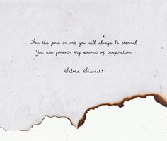 Muse. #iWrite #salmashawish #powerofwords #poetry