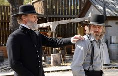 Trapped in this Frozen Ambition: Hell on Wheels S04E01