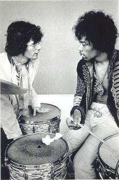 Jimi Hendrix & Al Kooper