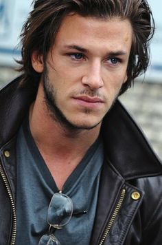 Gaspard - I love those French men