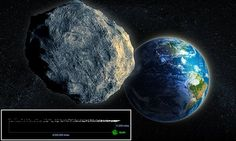 A 100ft asteroid could pass just 11,000 miles from Earth on March 5th